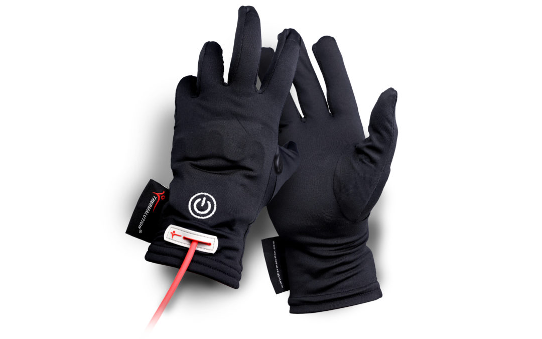 Nieuw!! De Power Heated Gloves